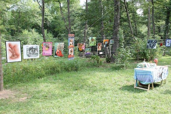 Exposition «Mon Petit Paradis, 2013 (3eme édition) «La Boîte à Peintres»