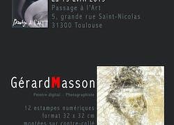 Passage à l'Art : Exposition de peintures numériques à Toulouse