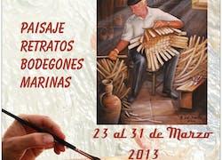 Exposicion de Pintura Casa de Cultura Pioz
