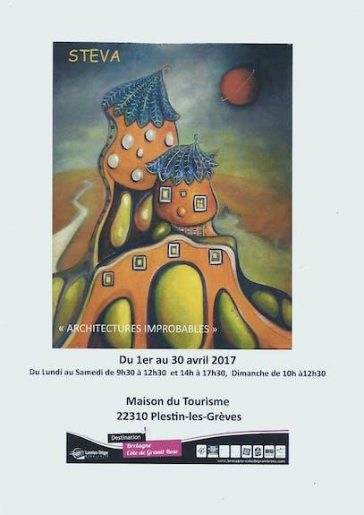 Steva; les expos de l'été 2013, thème: Inspiration Bretonne