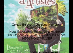 Aubesessions d'artistes