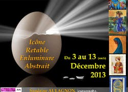 Exposition en décembre 2013 à Lyon