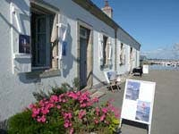 Galerie maison du phare Port Haliguen