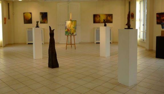 Exposition au Château de la Forêt