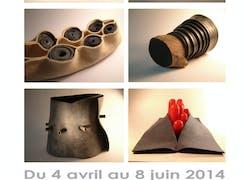 Propositions exposition personnelle du plasticien Sylvain Gilory