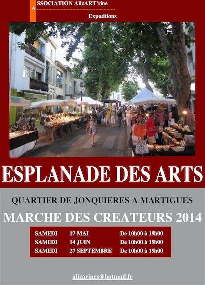 Exposition d'artistes a martigues