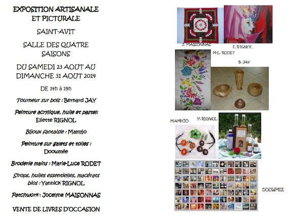 Exposition artisanale et picturale