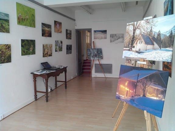 Ouverture d'une galerie photos à Salins-les-Bains à partir du 7 Août 2014