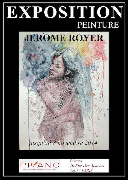 Jérôme royer au Pivano