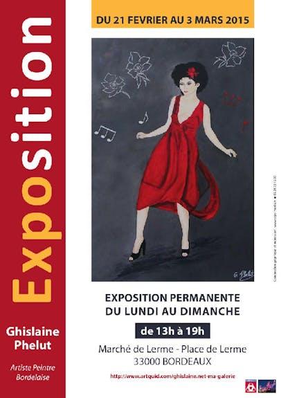 Exposition Marché de Lerme à Bordeaux