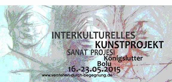 4. Interkulturelles Kunstprojekt