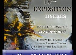 15Ème exposition du Mouvement des Arts - Hyères