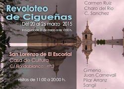 Colectiva en San Lorenzo de El Escorial