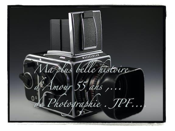 55 Ans de photographie