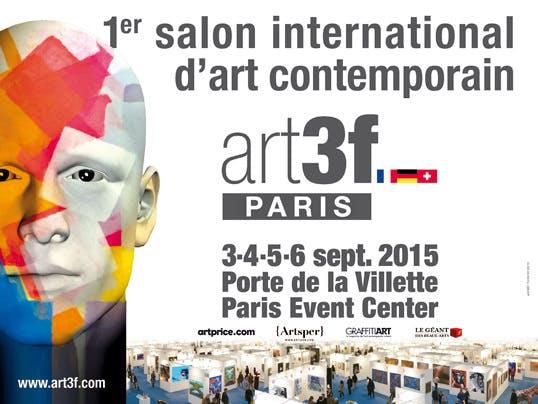 Art3f à paris