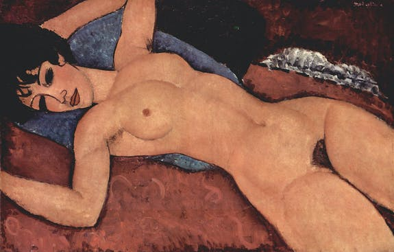 Modigliani World Record: The Second Most Expensive Painting Ever Sold At Auction