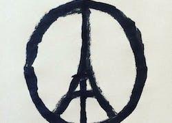 #PeaceForParis ❤