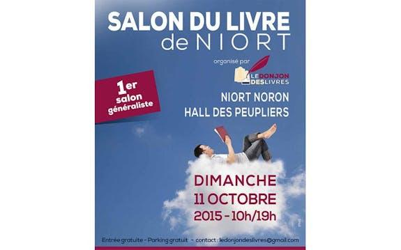 Salon du Livre de Niort 2016