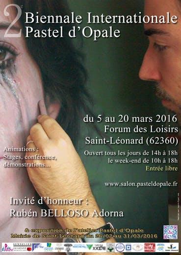 Biennale internationnale pastel d'opale