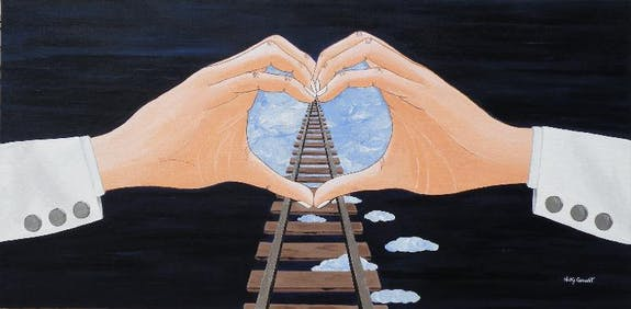 Exposition permanente des oeuvres de Nicky Chauvet au Moulin de Rioupassat