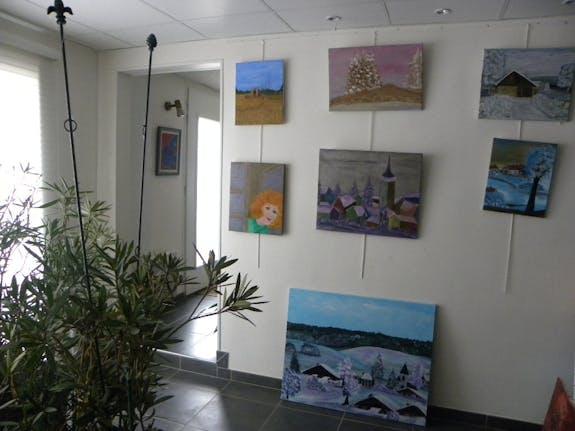 Atelier-exposition