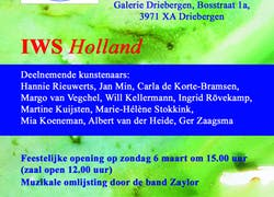 Exposition of the International Watercolor Society of Holland