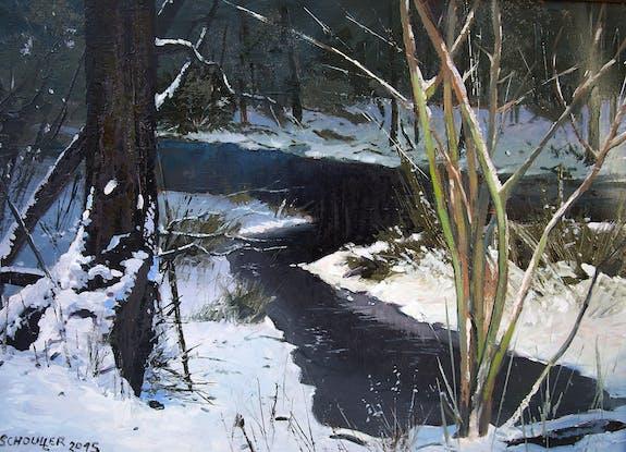 Exposition d'un Artiste Peintre Alsacien : Paysages et terroir