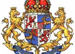 Lieferant des Herzoglichen Hauses Biron von Curland