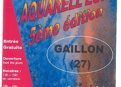 5Ème Festival d'aquarell'Eure à Gaillon