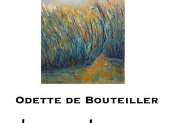 Painting exhibition from July 21 to 27 in Lussan, 30580