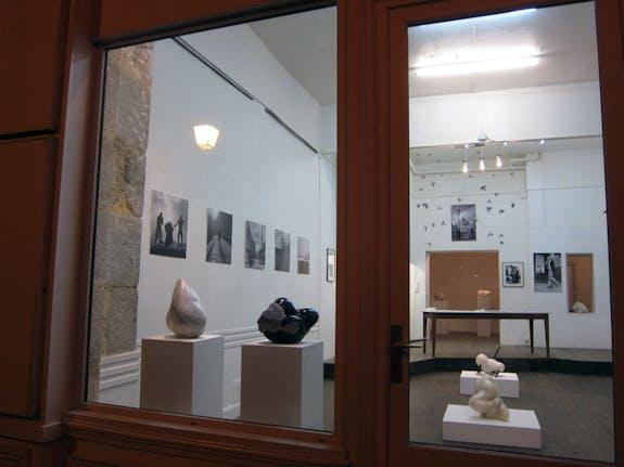 Exposition Galerie des Marches, à Aubusson Creuse