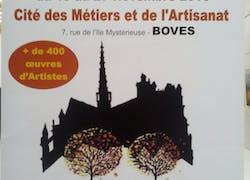 12 Ème salon d'automnes à Boves