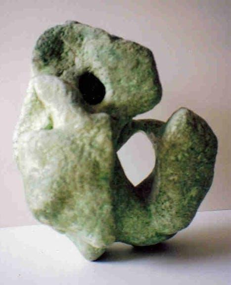 Propos sur mes sculptures (voir mon site jbertaina. Wix; com/sculptures)