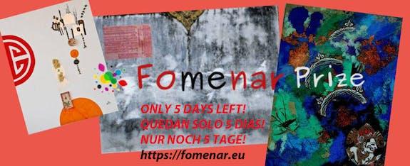 Fomenar prize 2016!