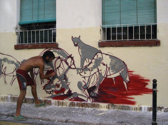 Una reflexion sobre la hiena manchada (Crocuta crocuta)