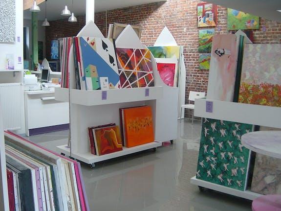 Exposition Nathalie Lemire «Textiles et Dentelles»