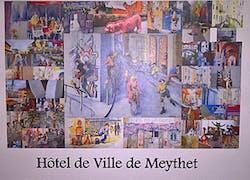 Salon d'art de Meythet