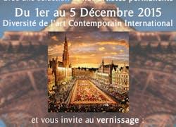 Exposition Chavi à Bruxelles