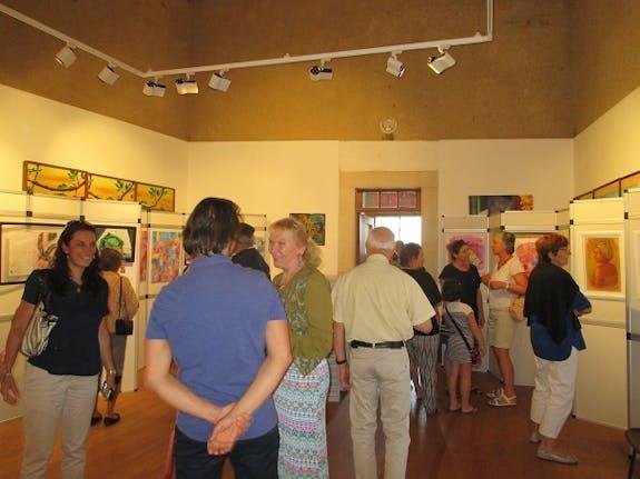 International Art Resilience Exhibition