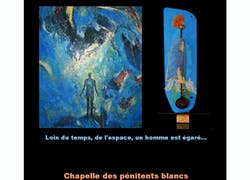 Exposition de peintures de Jean Thiry et de sculptures de Gérard Viano