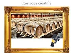 Art in Vigneau - Sauternes France