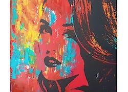 Cécile Bouillon, Exposition d'art urbain