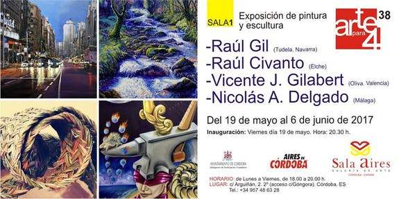 Exposición Arte 4