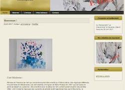 Pierre Robin-peinture abstraite