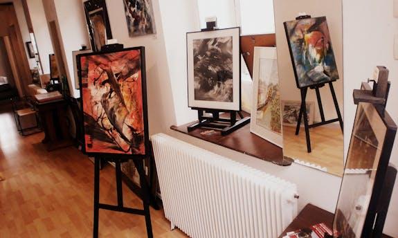 Atelier/Galerie à Joinville !