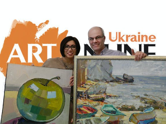 Art Online Ukraine Offers Paintings of Modern Artists