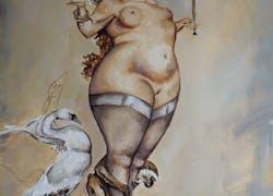 La Pittura Provocante e Sensuale Di Tatiana Siedlova