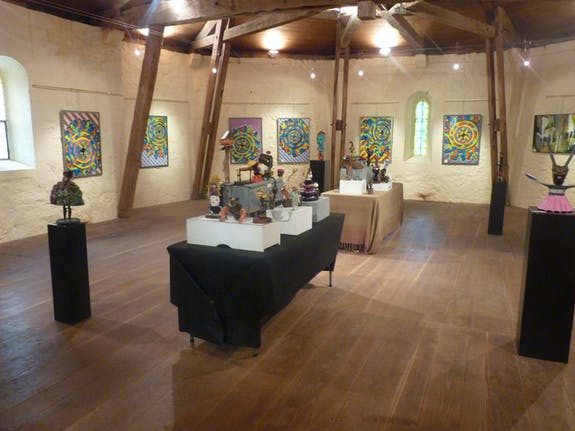 Exposition Crypte de Saint Girons d'HAGETMAU (40700)