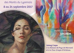 5Ème biennale internationale du Pastel des Monts du Lyonnais