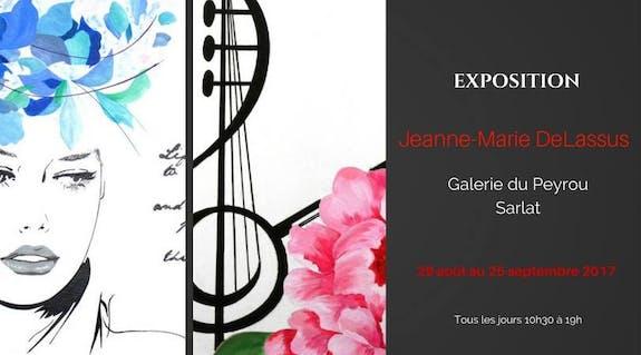 Exposition Jeanne-Marie Delassus